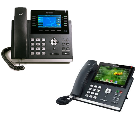 Blended Architecture Phone Systems